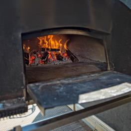The Deal Hoy Deal Pizza Oven