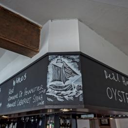 The Deal Hoy Deal Bar Signs